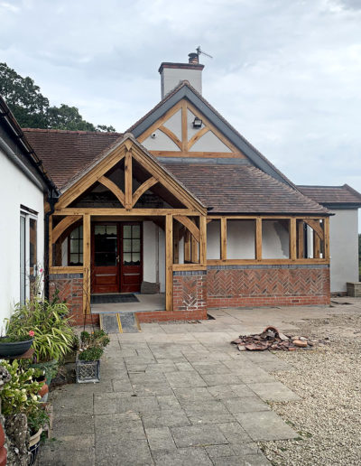 Porch Extension - After 2