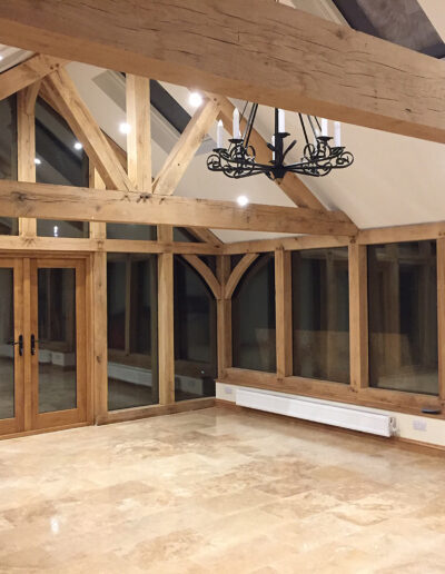 York Large Oak Extension 2