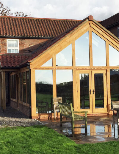 York Large Oak Extension 3