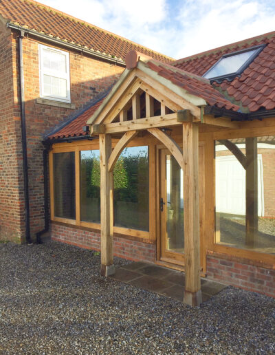 York Large Oak Extension 5
